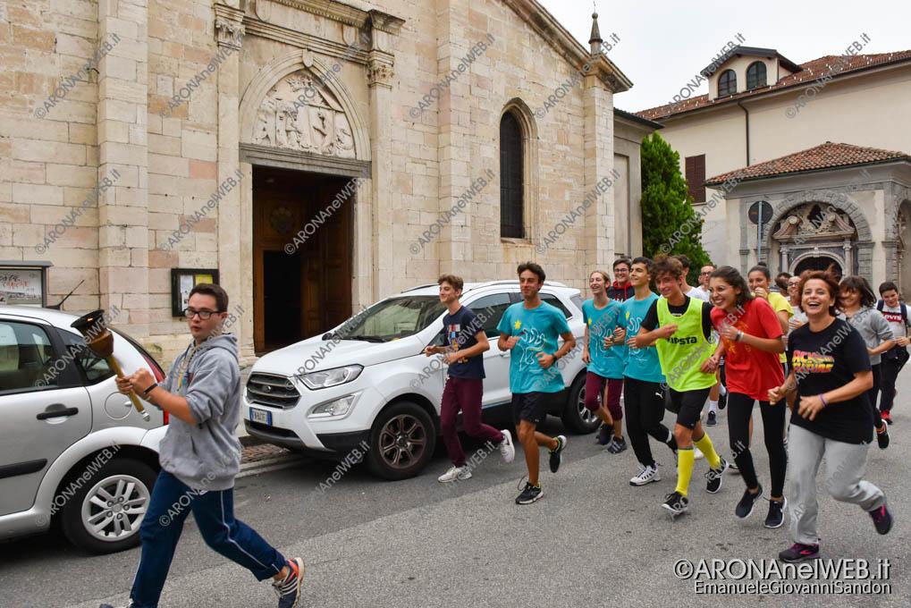 EGS2019_34812 | L'arrivo della fiaccolata dal Sacro Monte di Orta