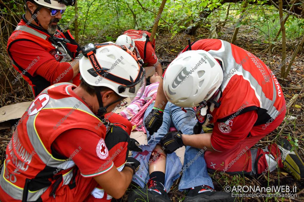EGS2019_35643 | Esercitazione Croce Rossa a Castelletto Ticino - ricerca dispersi
