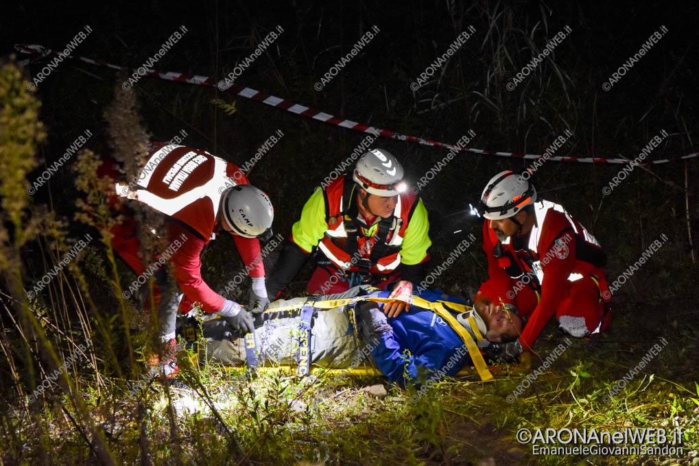 EGS2019_35870 | Esercitazione Croce Rossa a Castelletto Ticino - Maxi Emergenza