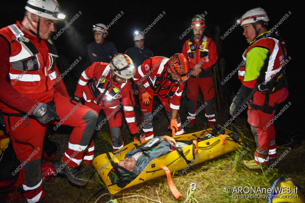 EGS2019_35922 | Esercitazione Croce Rossa a Castelletto Ticino - Maxi Emergenza