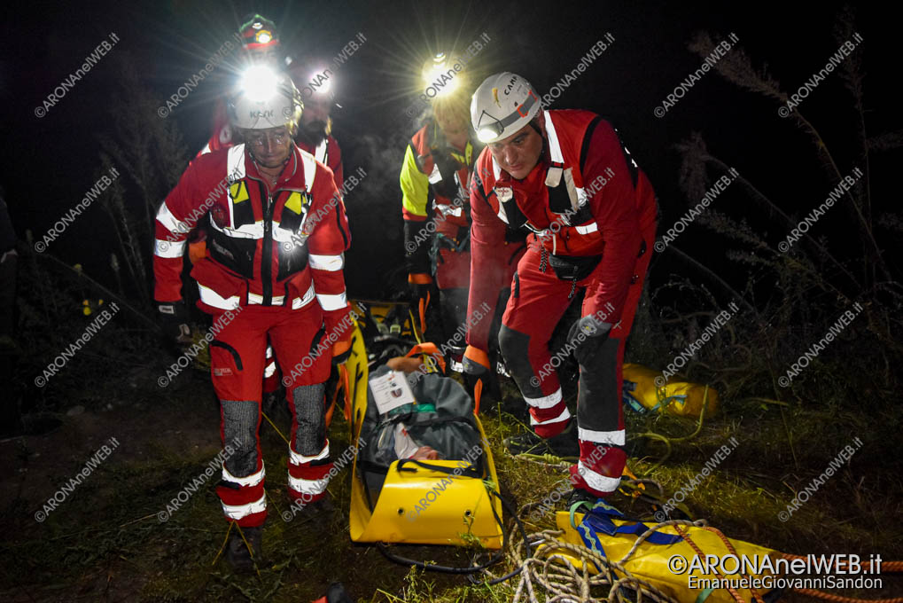 EGS2019_35926 | Esercitazione Croce Rossa a Castelletto Ticino - Maxi Emergenza