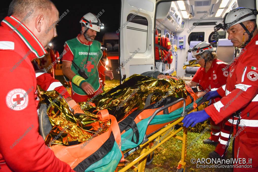 EGS2019_36094 | Esercitazione Croce Rossa a Castelletto Ticino - Maxi Emergenza
