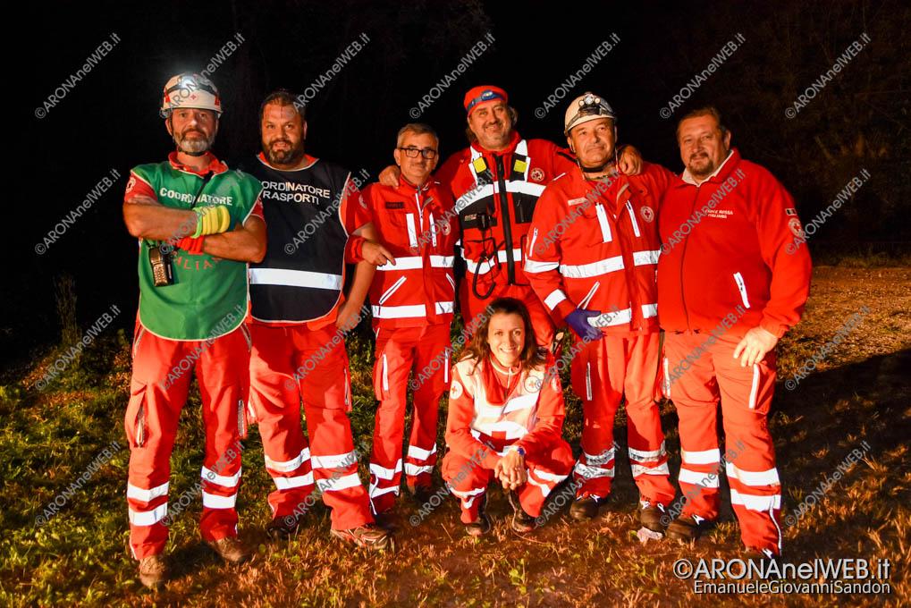 EGS2019_36133 | Esercitazione Croce Rossa a Castelletto Ticino - Maxi Emergenza
