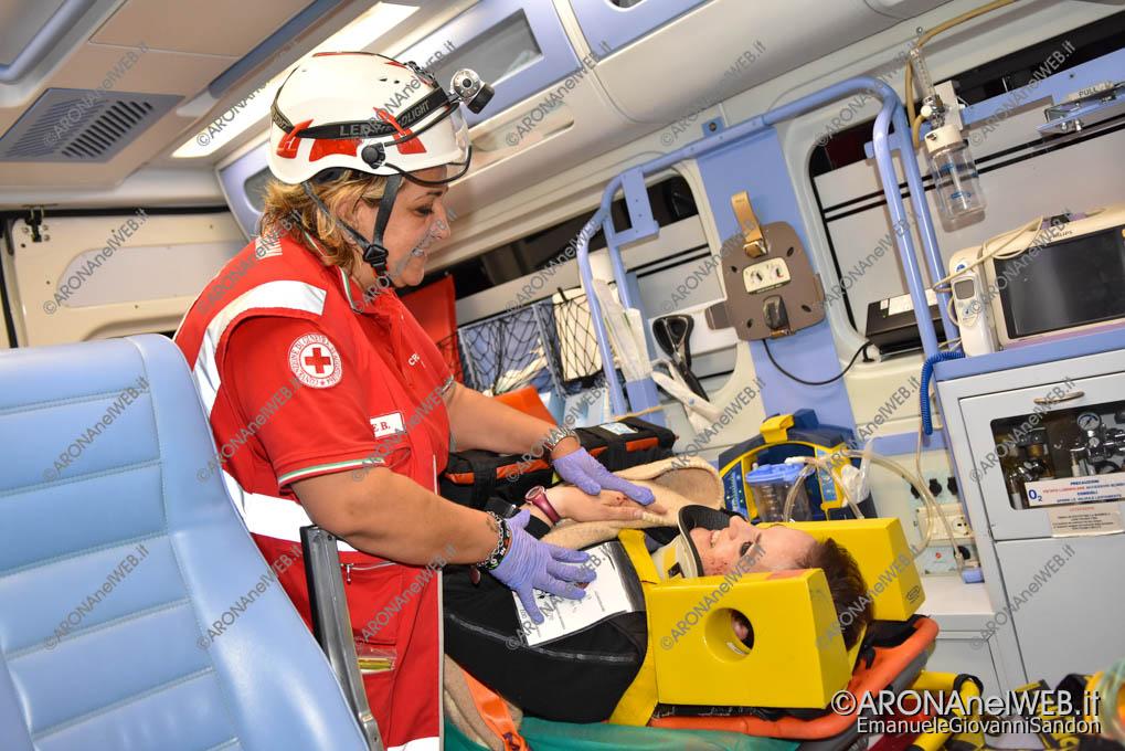 EGS2019_36146 | Esercitazione Croce Rossa a Castelletto Ticino - Maxi Emergenza