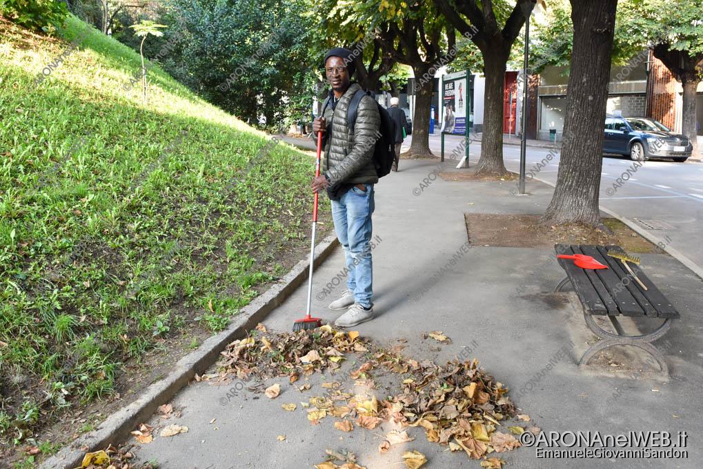 EGS2019_36887 | Abel tiene pulita via Monte Grappa ad Arona