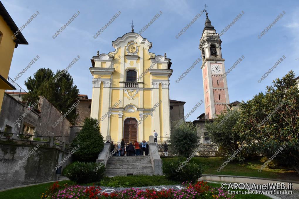 EGS2019_37009 | La facciata della Chiesa di San Graziano ad Arona
