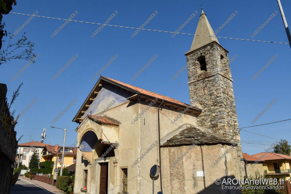 EGS2019_37234 | Giornata FAI d'Autunno 2019 a Massino Visconti - Chiesa della Madonna di Loreto