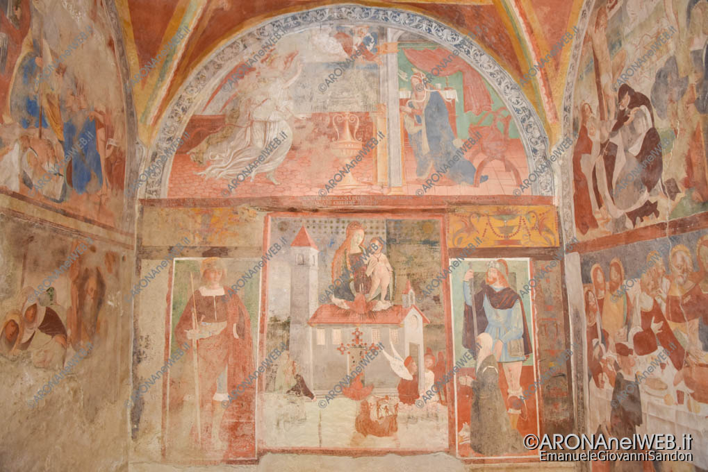 EGS2019_37243 | Giornata FAI d'Autunno 2019 a Massino Visconti - Chiesa della Madonna di Loreto