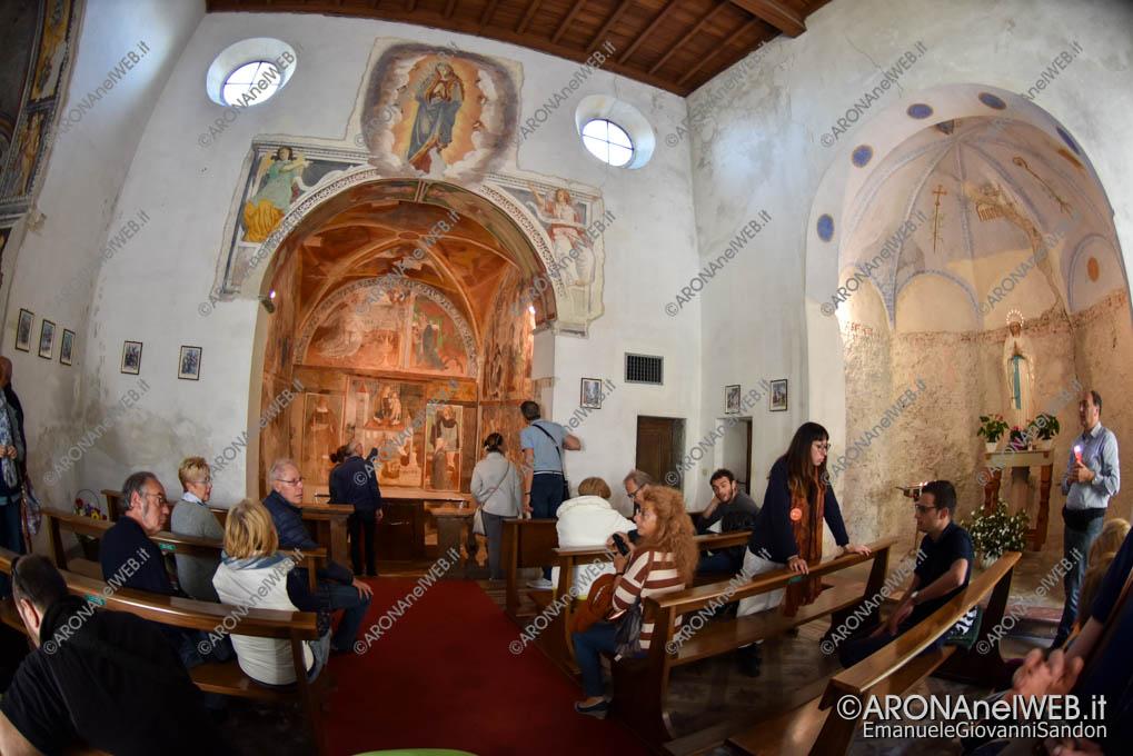 EGS2019_37252 | Giornata FAI d'Autunno 2019 a Massino Visconti - Chiesa della Madonna di Loreto