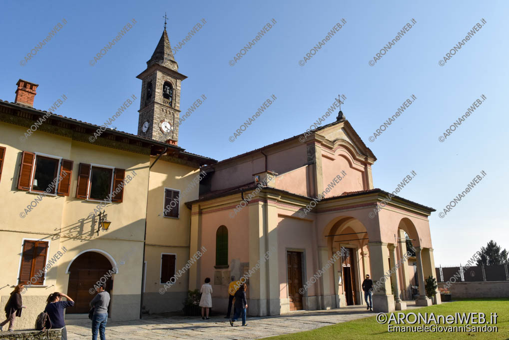 EGS2019_37309 | Giornata FAI d'Autunno 2019 a Massino Visconti - Chiesa parrocchiale della Purificazione