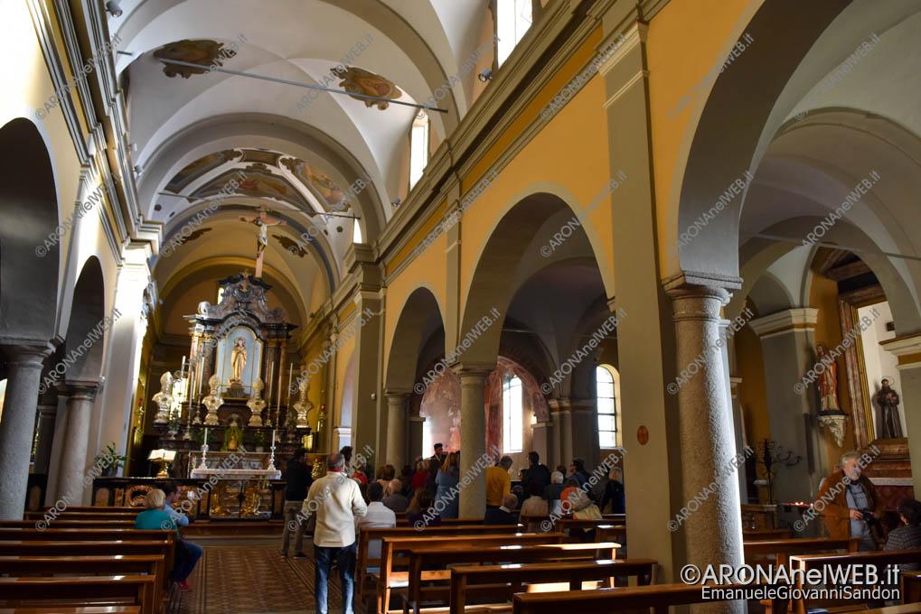 EGS2019_37312 | Giornata FAI d'Autunno 2019 a Massino Visconti - Chiesa parrocchiale della Purificazione