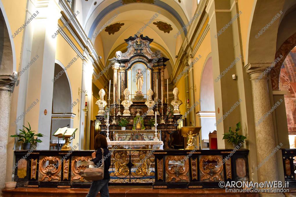 EGS2019_37321 | Giornata FAI d'Autunno 2019 a Massino Visconti - Chiesa parrocchiale della Purificazione