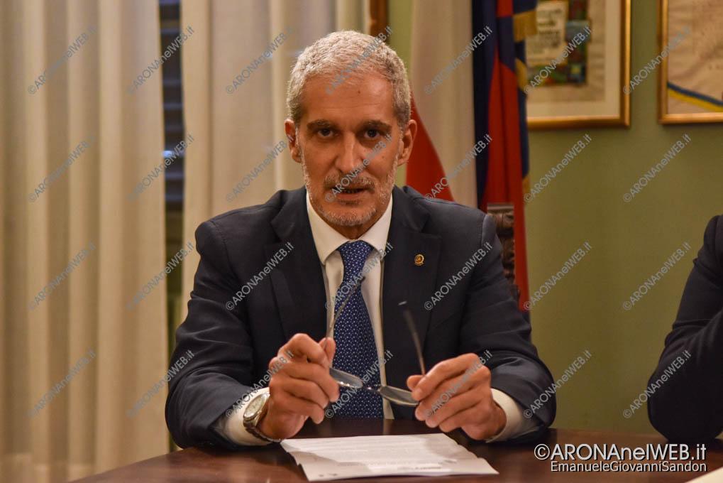 EGS2019_37379 | Stefano Uglietti, presidente Rotary Club Orta San Giulio