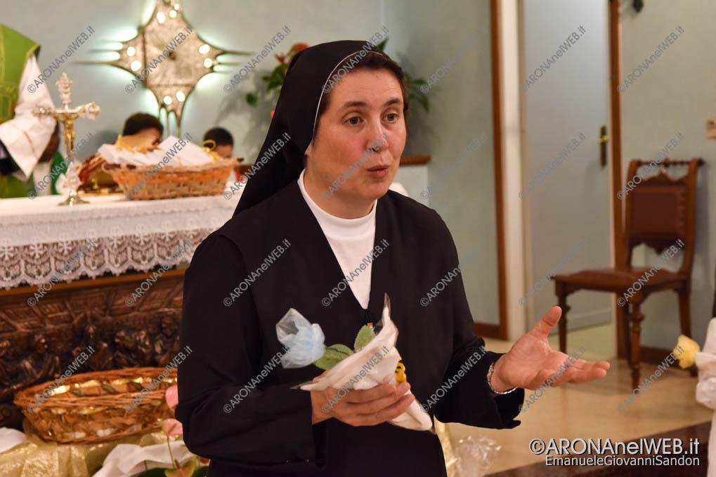EGS2019_37991 | Suor Roberta, madre generale dell'ordine Figlie di Nostra Signora della Neve
