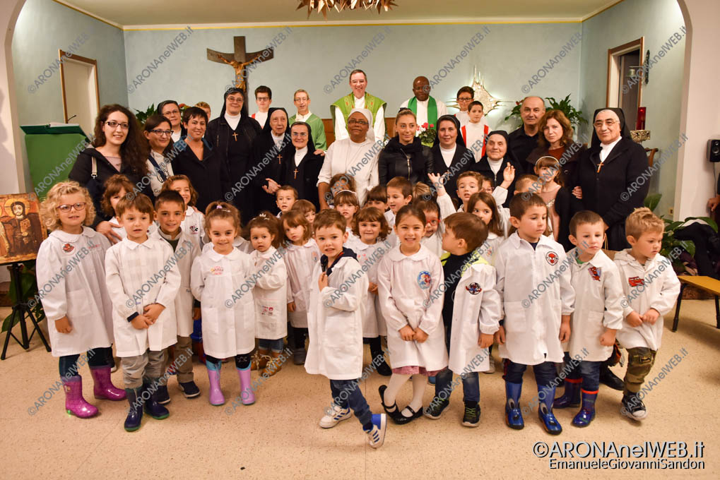 EGS2019_38046 | Messa di saluto alle suore Figlie di Nostra Signora della Neve dell'Asilo Tre Ponti