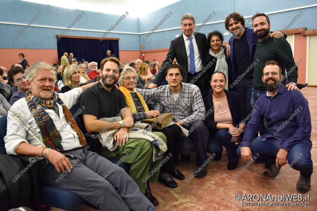 EGS2019_38091 | Adelina Ponti Caligari con alcuni membri del cast