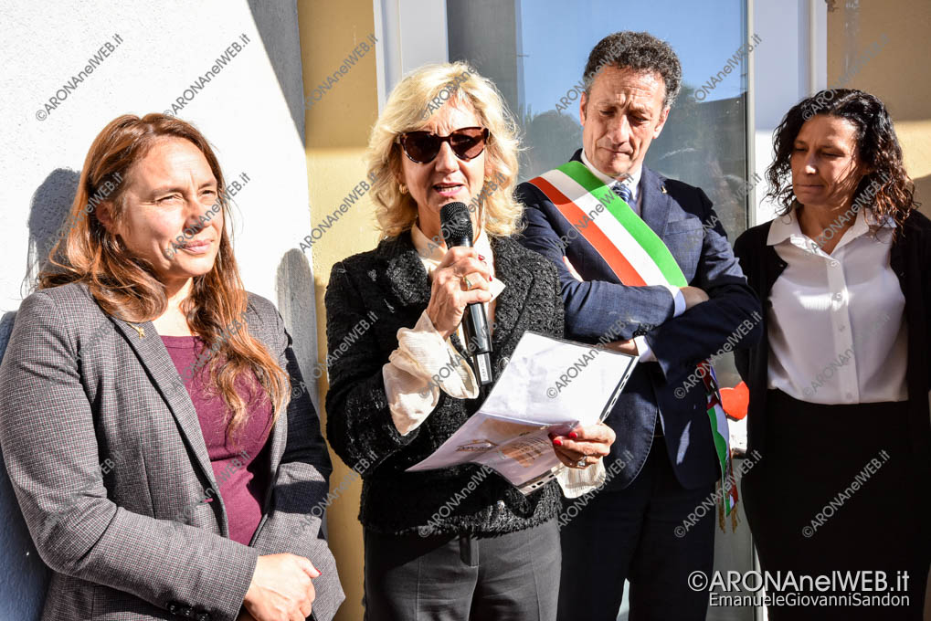 EGS2019_38318 | Marina Grassani, assessore al welfare del Comune di Arona