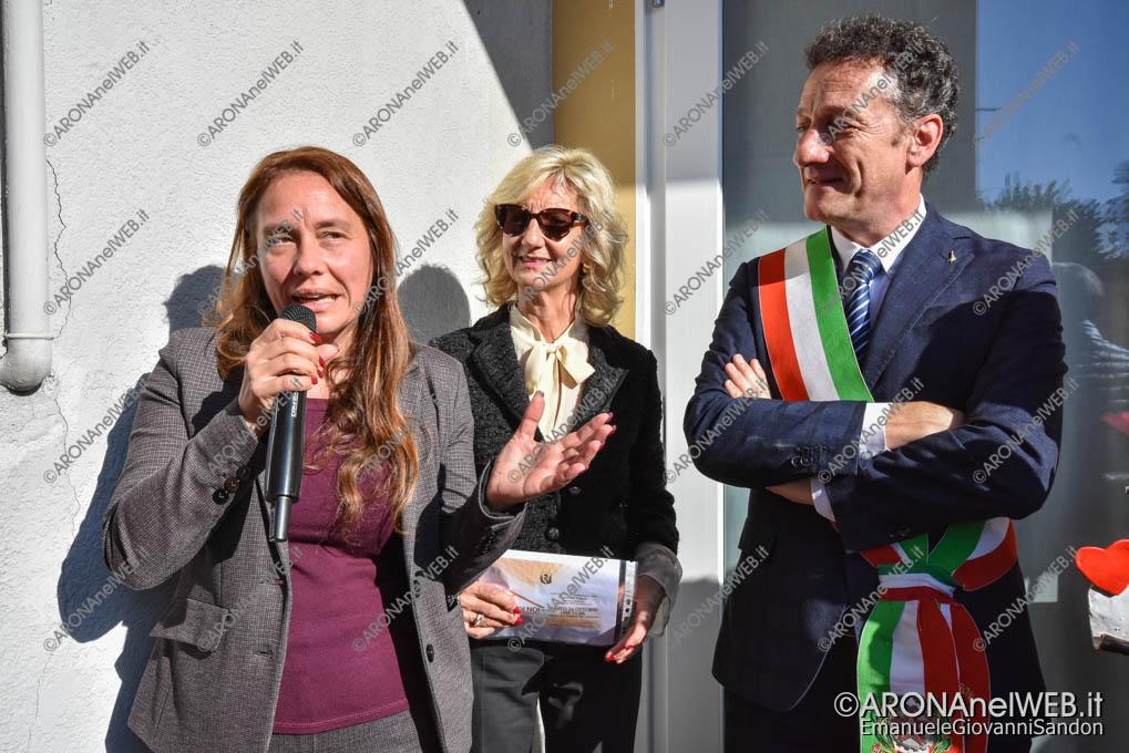 EGS2019_38342 | Alessandra Locatelli, ex ministro alla disabilità