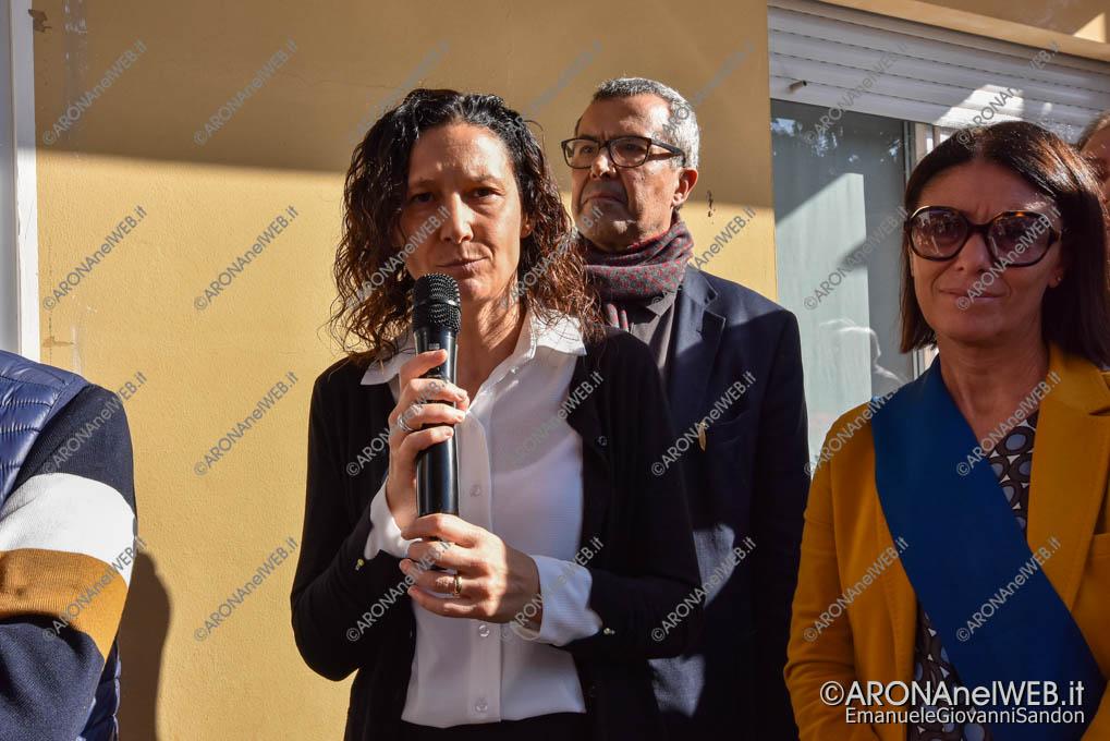EGS2019_38350 | Chiara Caucino, assessore regionale al welfare