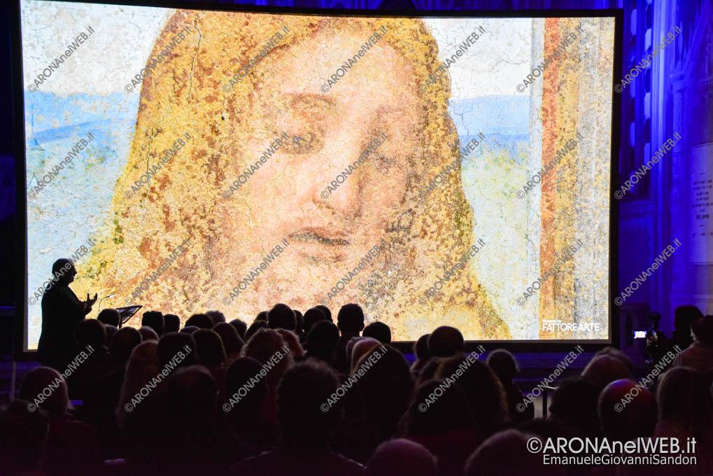 EGS2019_38612 | Il Cenacolo di Leonardo, serata di approfondimento con le immagini di FattoreArte