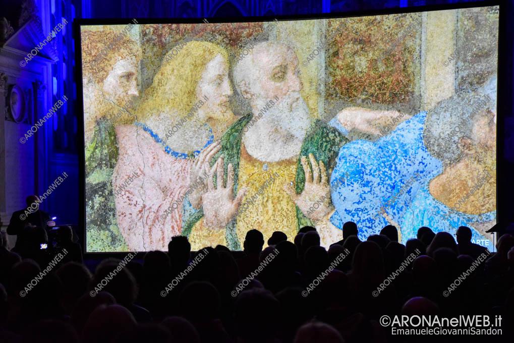 EGS2019_38619 | Il Cenacolo di Leonardo, serata di approfondimento con le immagini di FattoreArte