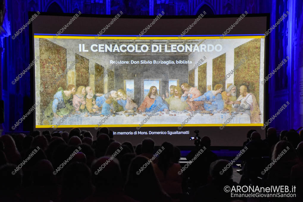 EGS2019_38635 | Il Cenacolo di Leonardo, serata di approfondimento con le immagini di FattoreArte
