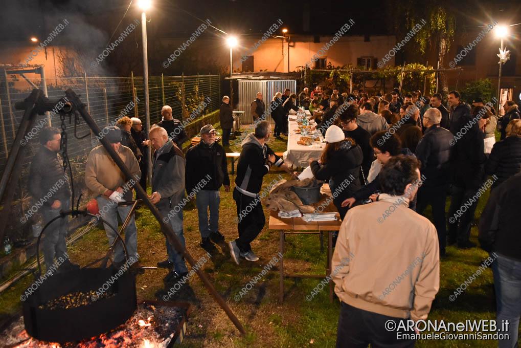 """EGS2019_38886   Veglia dei Santi a Montrigiasco, un momento conviviale offerto da """"Montrigiasco Nostra"""""""