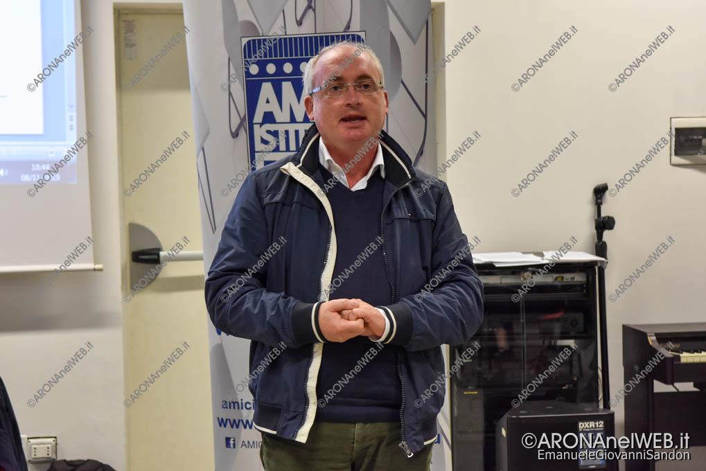 EGS2019_39041 | Roberto Del Conte, sindaco di Invorio