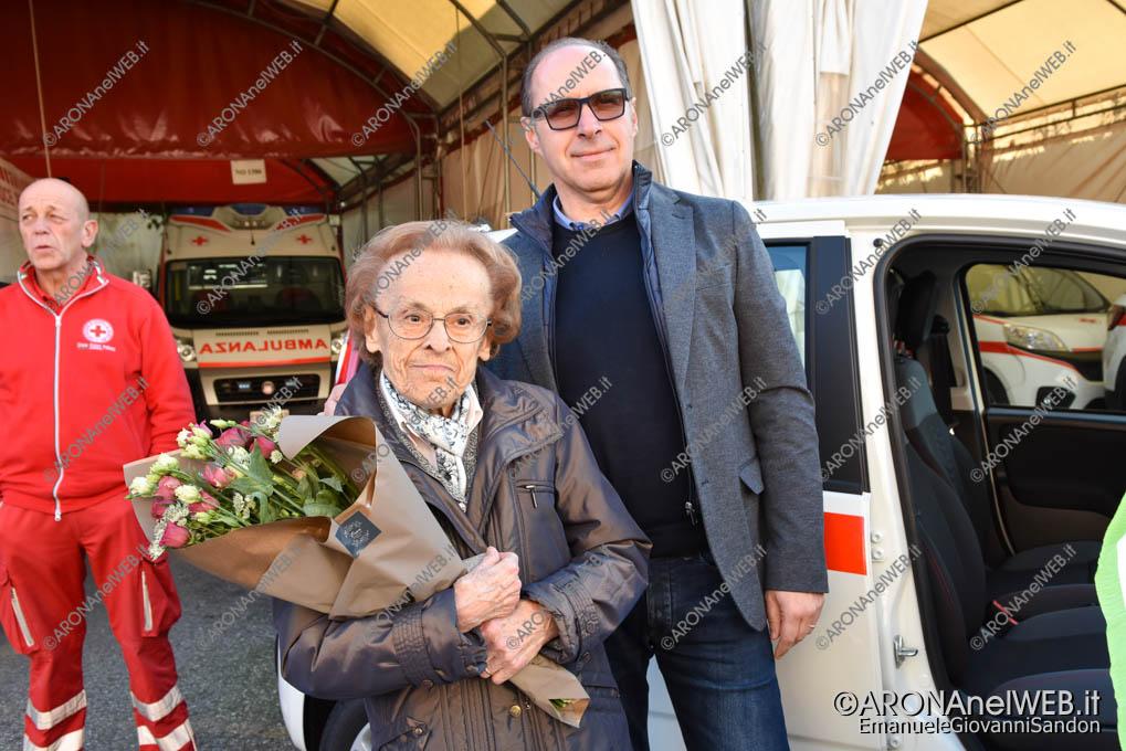 EGS2019_39176 | Alma Mazzo con il presidente CRI Arona Michele Giovannetti