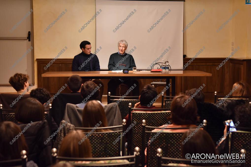 EGS2019_39193 | Corrado Augias dialoga con gli studenti del Fermi di Arona