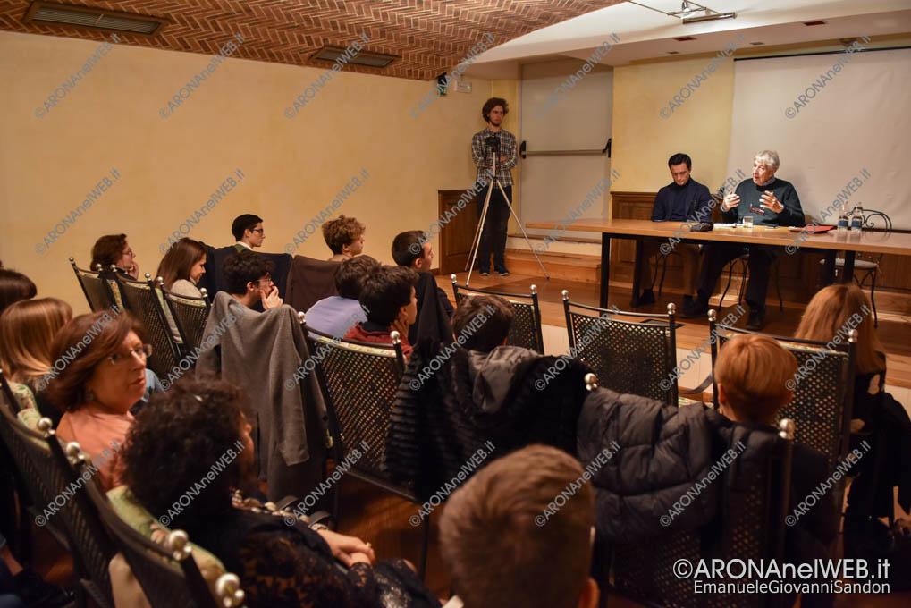 EGS2019_39197 | Corrado Augias dialoga con gli studenti del Fermi di Arona