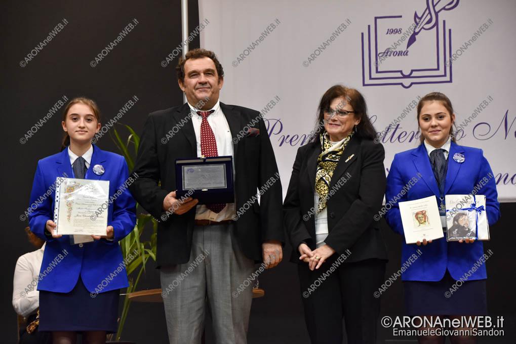 EGS2019_39312 | Premio Letterario Internazionale Città di Arona - Gian Vincenzo Omodei Zorini