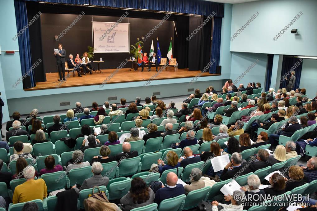 EGS2019_39341 | Premio Letterario Internazionale Città di Arona - Gian Vincenzo Omodei Zorini