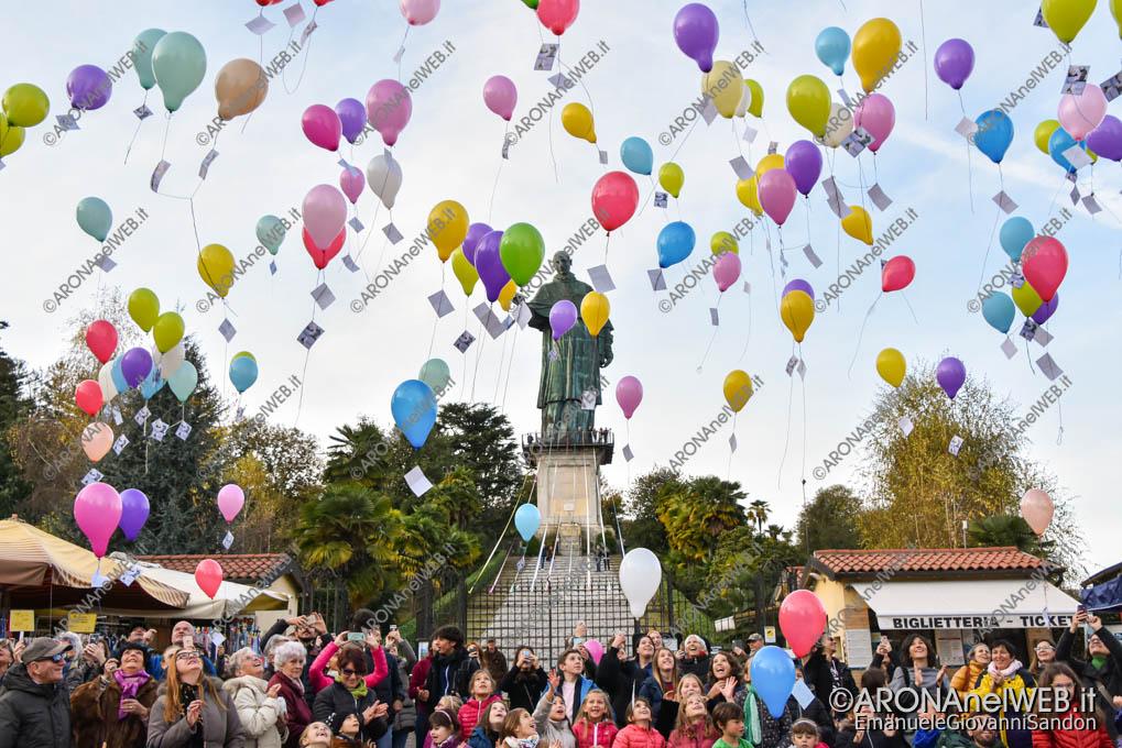 EGS2019_39870 | Festa di San Carlo 2019, il lancio dei palloncini