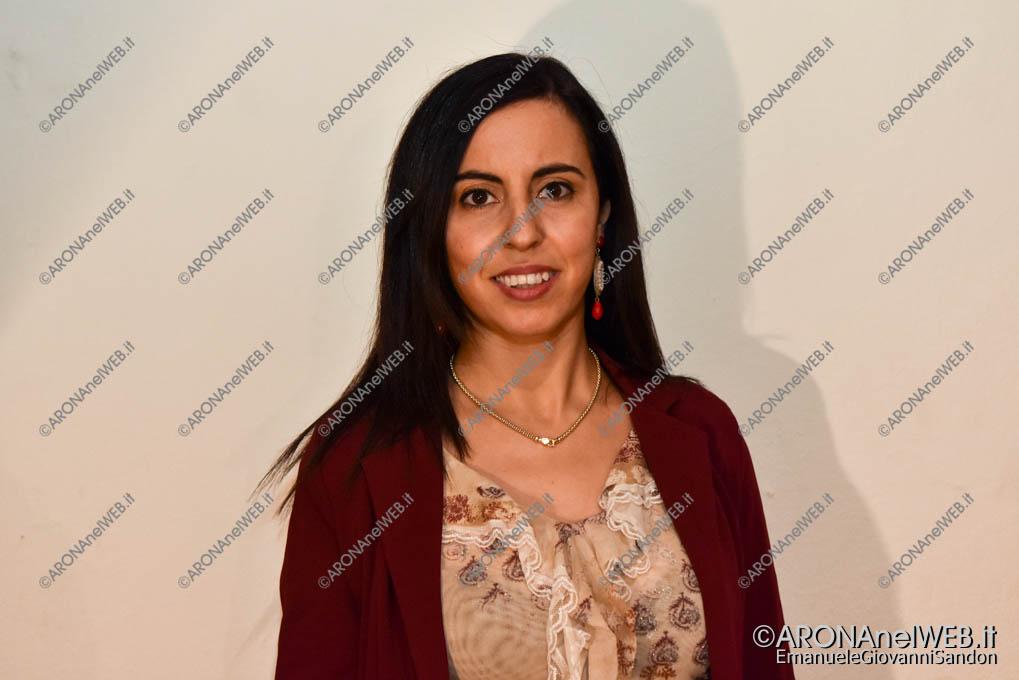EGS2019_39910 | Virginia D'Angelo, segretaria circolo PD di Arona-Dormelletto-Oleggio Castello