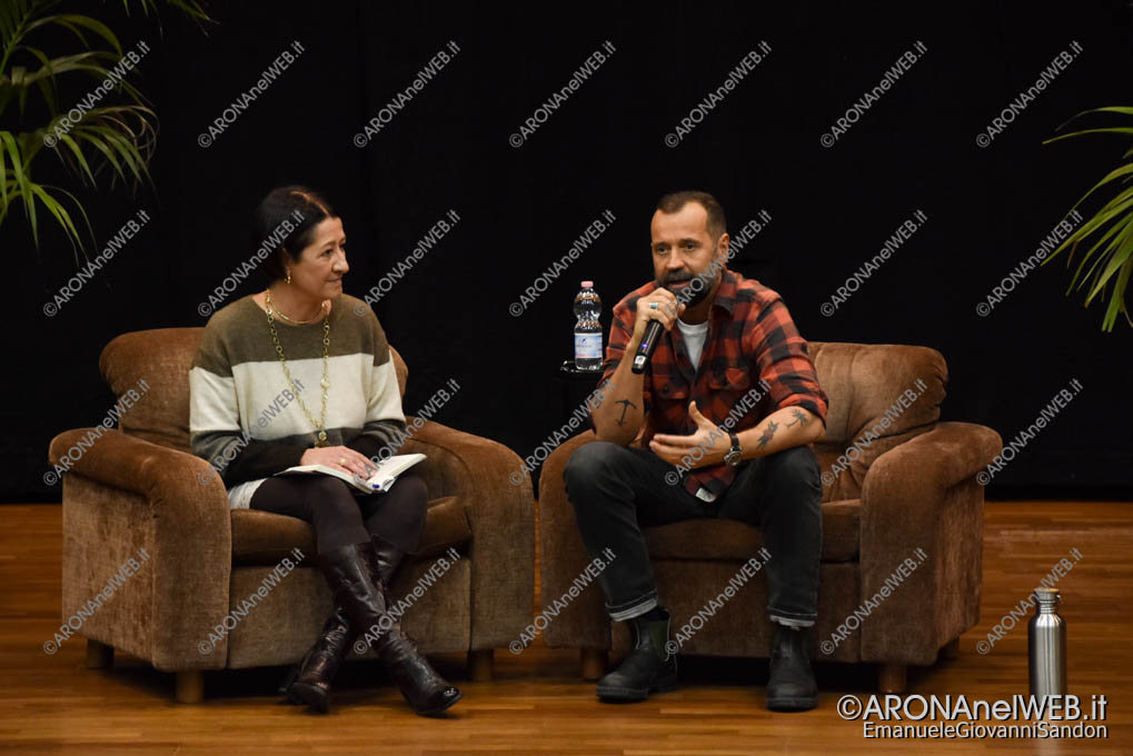 EGS2019_39952 | Fabio Volo con Maria Paola Arbeia