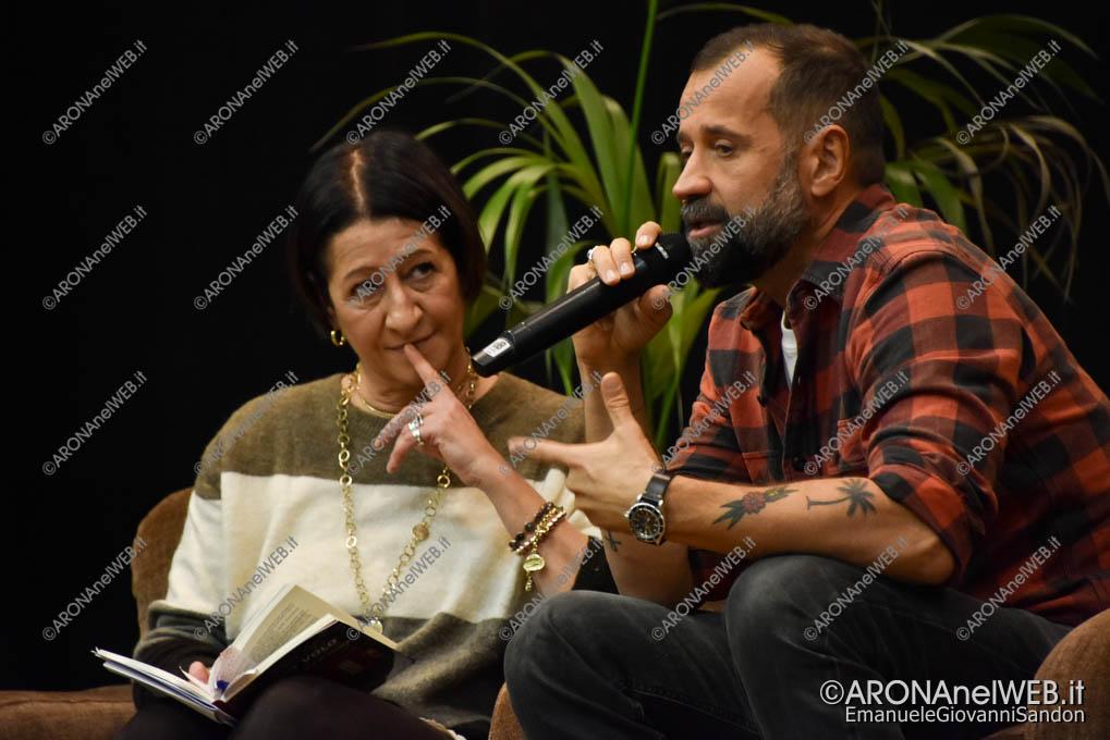 EGS2019_39983 | Fabio Volo con Maria Paola Arbeia