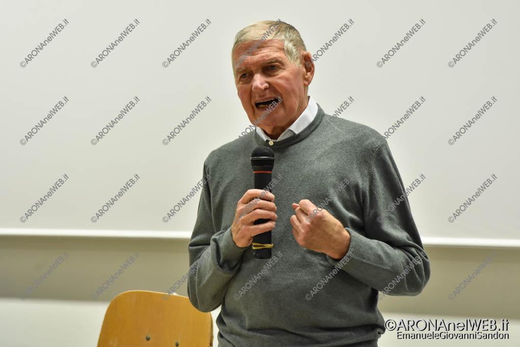 EGS2019_40060   Giannino Piana, presidente Associazione Partecipazione e Solidarietà