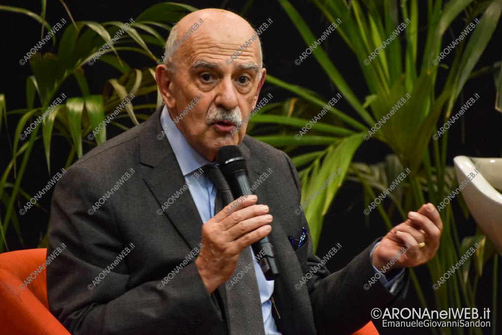 EGS2019_40161 | Prof. Gian Carlo Blangiardo - Presidente Istat