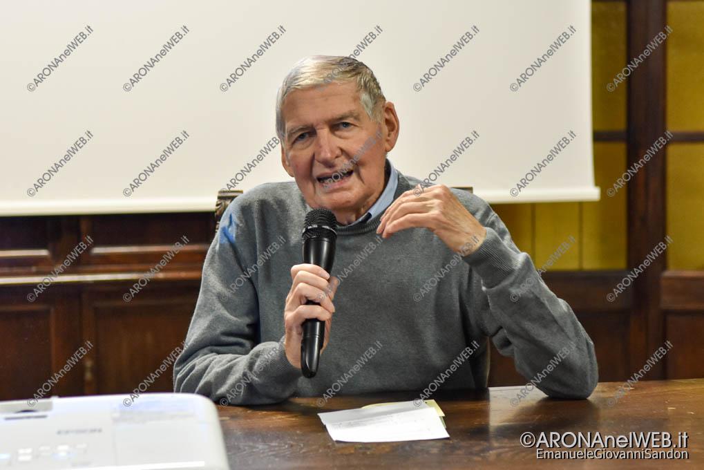 EGS2019_40521   Giannino Piana, presidente Associazione Partecipazione e solidarietà