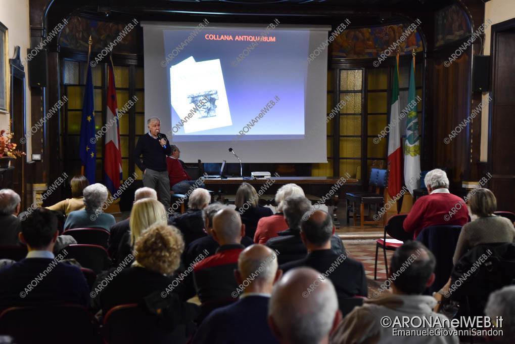 EGS2019_41344 | Presentazione degli studi storici di Antiquarium VIII