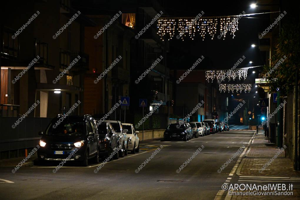 EGS2019_43806 | Luminarie Natale 2019 Via Martiri della Libertà ad Arona