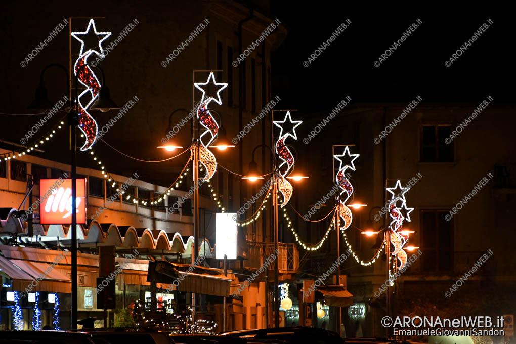 EGS2019_43831 | Luminarie Natale 2019 Corso Repubblica ad Arona