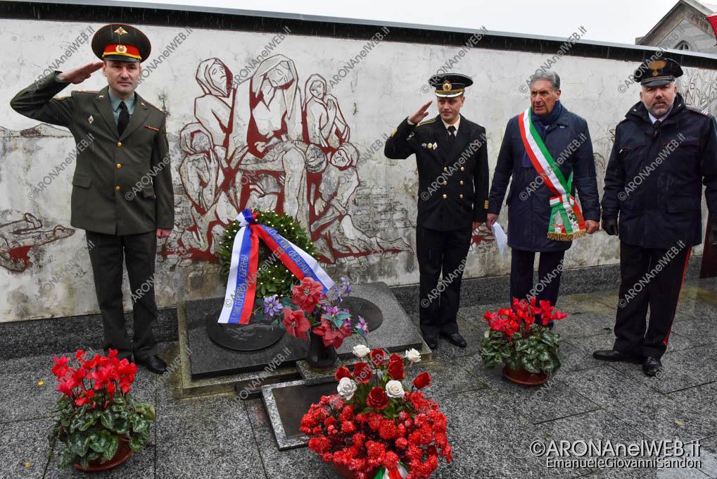 EGS2019_41729 | Ricordo dei partigiani sovietici nella resistenza italiana al sacrario di Arona