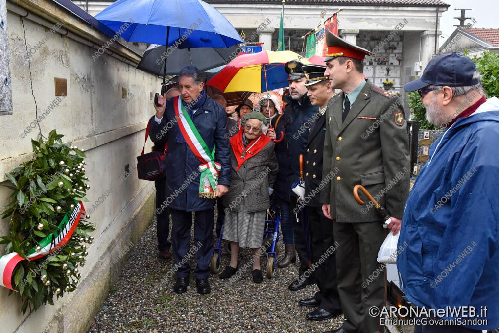 EGS2019_41762 | Ricordo dei partigiani sovietici nella resistenza italiana al Cimitero di Arona
