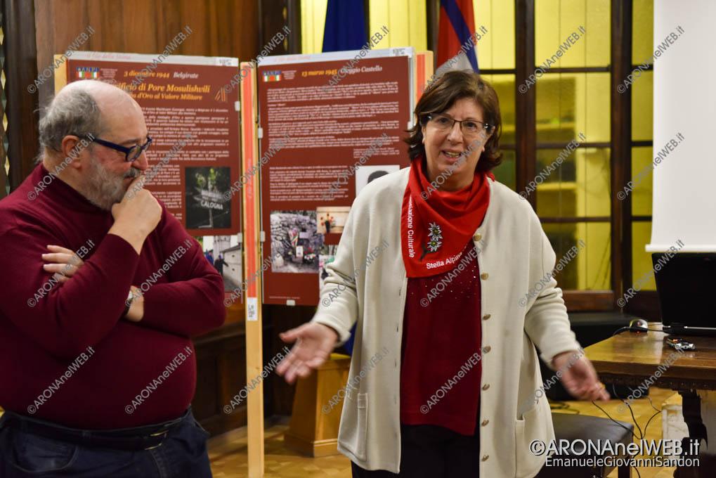 EGS2019_41838 | Pietra De Blasi, presidente dell'Associazione culturale Stella Alpina di Pombia