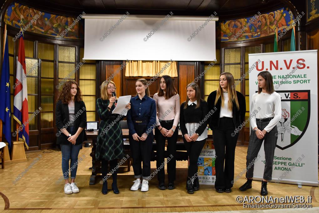 EGS2019_42292 | 37° Premio Sport Scuola Unione Veterani dello Sport Arona