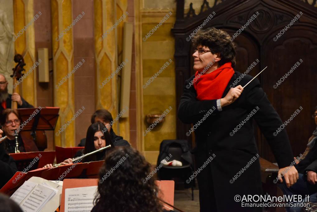 EGS2019_42963   Chiara Pavan, direttore dell'orchestra Ex Novo