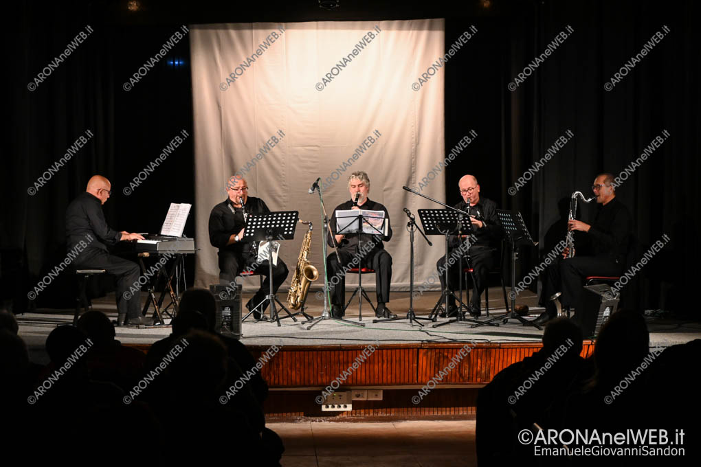 "EGS2019_43175 | Concerto di Natale ""Italy in Jazz"" - Quintetto Denner"