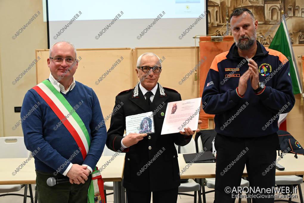 EGS2020_00957 | Premio San Defendente all'Arma dei Carabinieri Comando unità forestali
